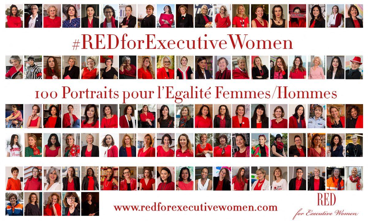 premium selection bb9e2 36834 les-100-red-executive-women-par-gael-dupret-red-for-executive-women.jpg